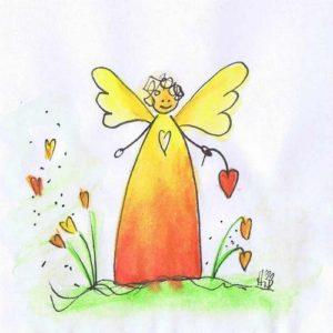 Engel mit Humor?